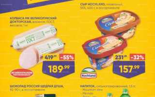 Акции в супермаркетах Лента сегодня: каталог с 4 по 17 февраля 2021 года
