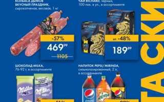 Акции в супермаркетах Лента сегодня: каталог с 30 сентября по 6 октября 2021 года
