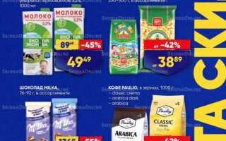 Акции в супермаркетах Лента сегодня: каталог с 1 по 14 апреля 2021 года